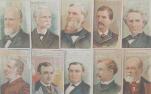 old cig cards